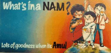 India's favourite vanishing trick., What's in a NAM?