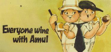 Everyone wins with Amul.