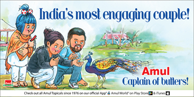 India's most engaging couple!