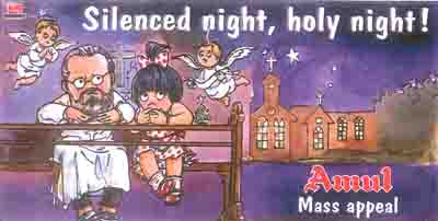 Silenced night, holy night!