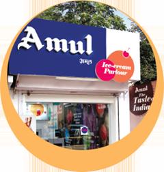 Amul Franchise Formats :: Amul - The Taste of India