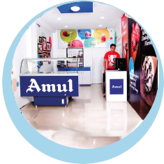 Amul Franchise Formats Amul The Taste Of India
