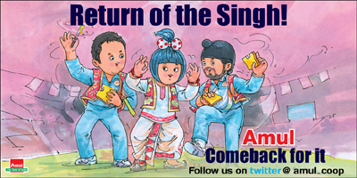 Return of the Singh!