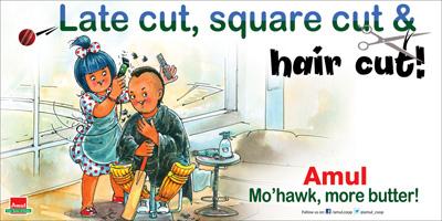 Late cut, square cut & hair cut!