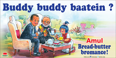 Buddy buddy baatein ?