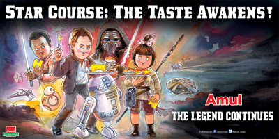 STAR COURSE: THE TASTE AWAKENS!