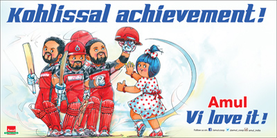 Kohlissal achievement!