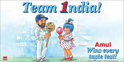 Team 1ndia!