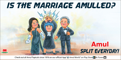 IS THE MARRIAGE AMULLED?
