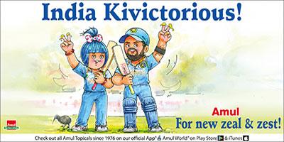 India Kivictorious!