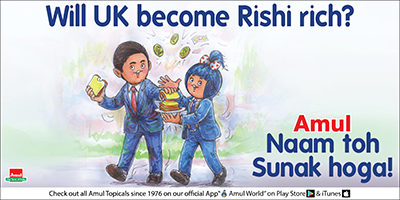 Will UK become Rishi rich?