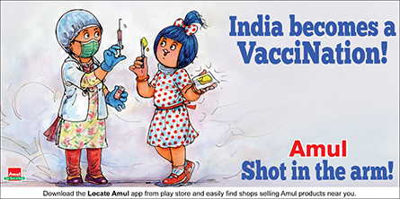 India becomes a VacciNation!