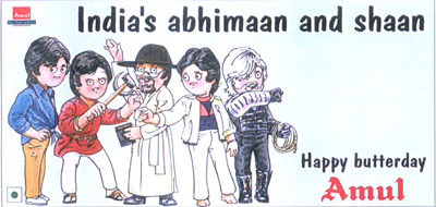 India's abhimaan and shaan