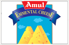 Amul Emmental Cheese