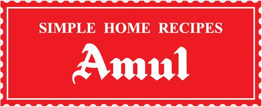 Amul Recipes - English